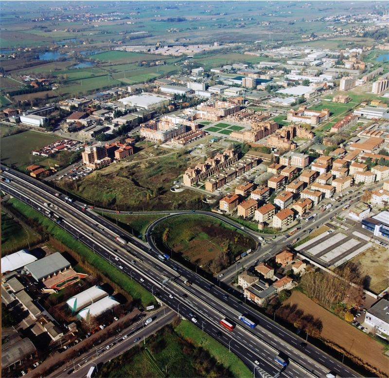 Area Corticella